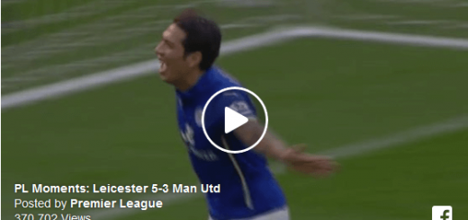 Leicester Vs United