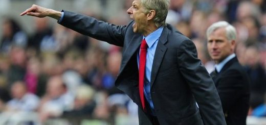 Wenger and Pardew