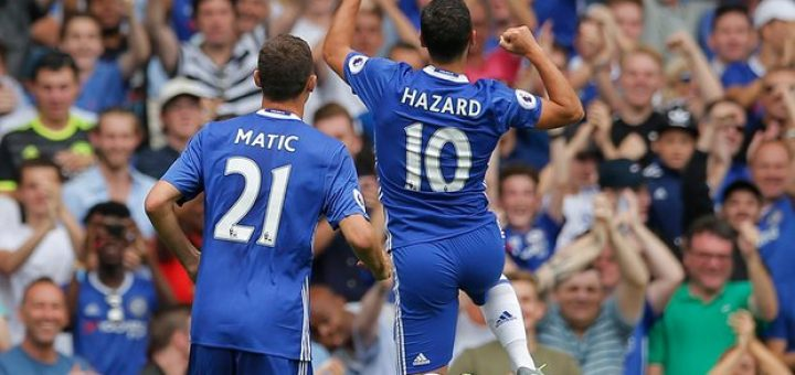 Matic and Hazard