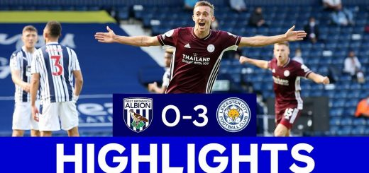 West Brom 0-3 Leicester