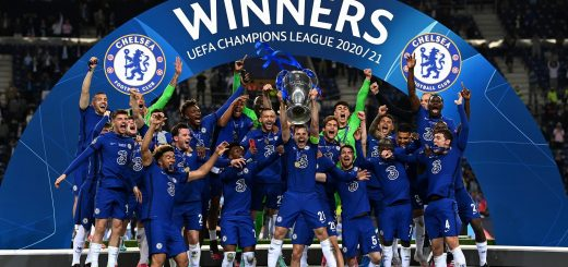 Chelsea - UCL Champions
